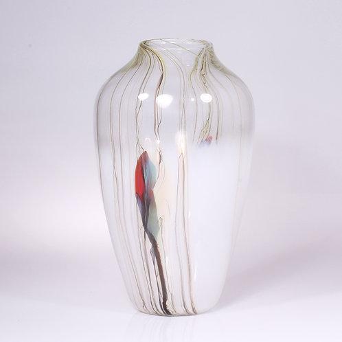 Lily Vase White