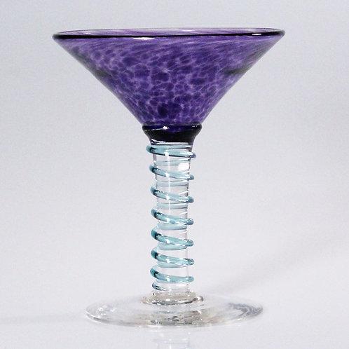 martini glass hyacinth