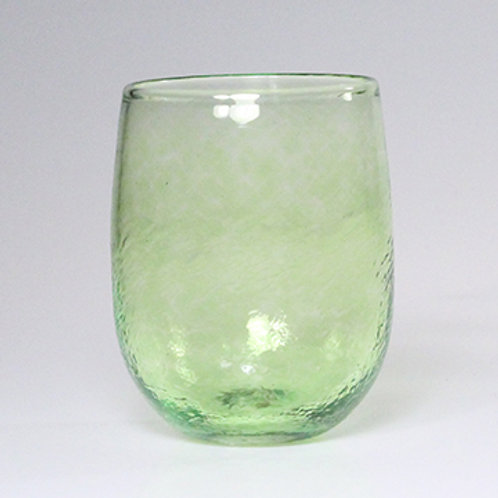 stemless wine lime