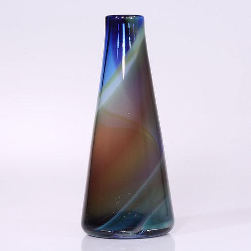 Jewel Vase cobalt-amethyst