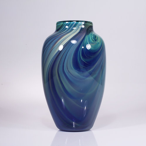 sequoia vase blue reglar