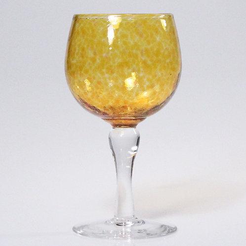 wine glass topaz