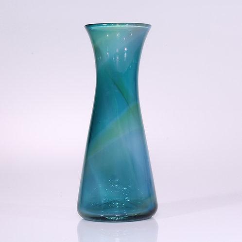 Jewel Vase aqua