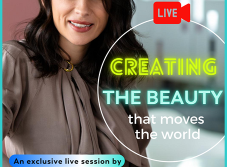 "LIVE streaming of L'Oréal Thailand's ""MD Talk in partnership with Assumption University"""