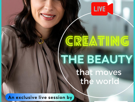 """LIVE streaming of L'Oréal Thailand's """"MD Talk in partnership with Assumption University"""""""