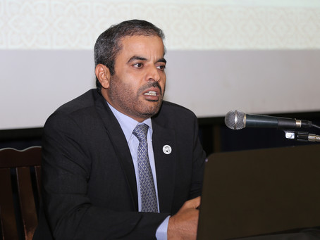Guest Speaker: H.E. Mr. Saif Alshamisi