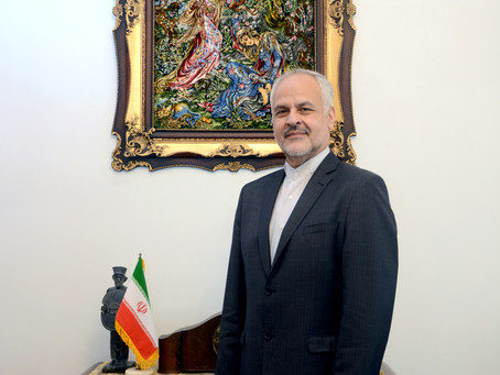 H.E. Mr. Mohsen Mohammadi