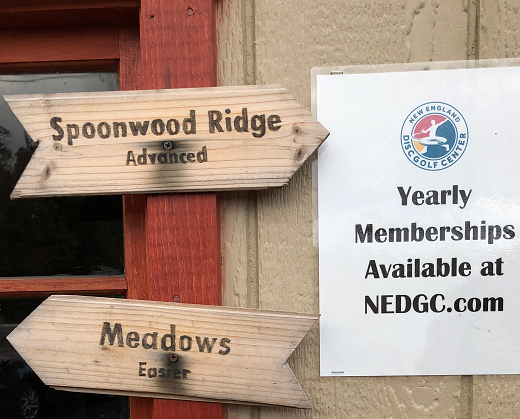 Spoonwood Ridge and The Meadows