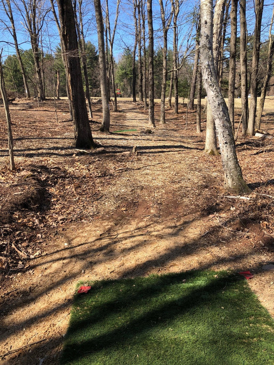 Calico Creek - Hole 17