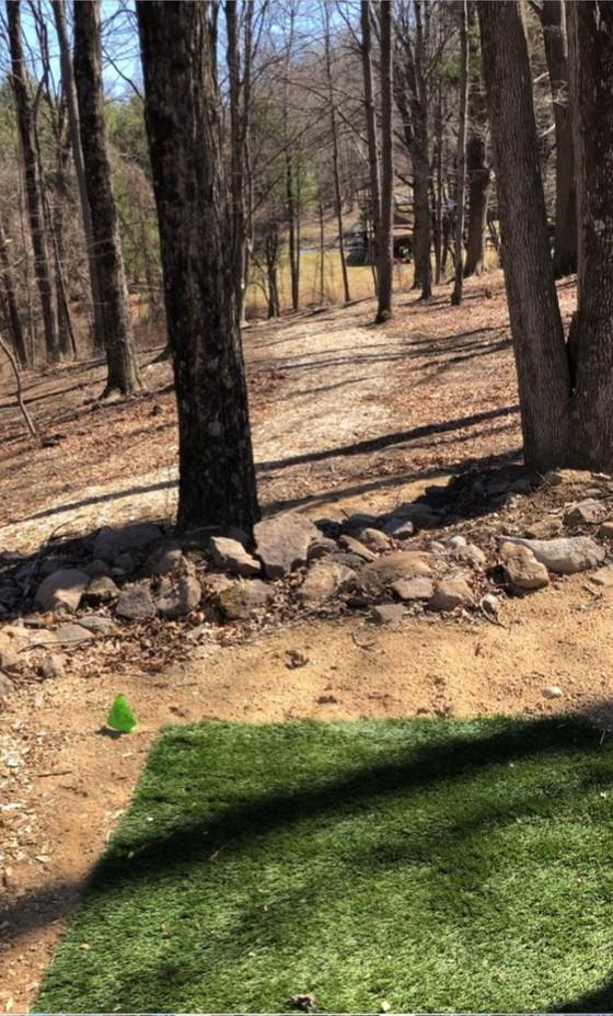 Calico Creek - Hole 16