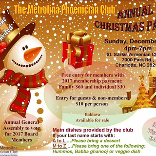 2016 MPC Christmas Party