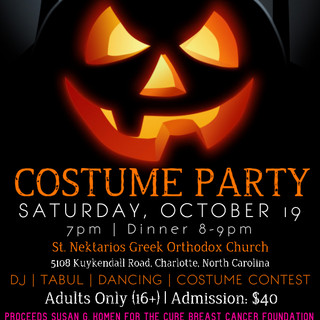 MPC 2019 Costume Party