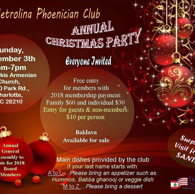 MPC 2017 Christmas Party