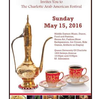 2016 Arab American Festival