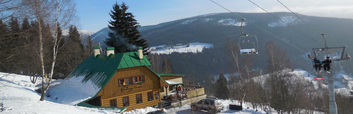 Ihr Winterurlaub in Spindlermühle