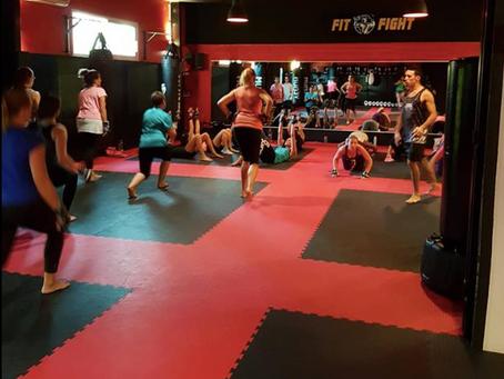 FIT FIGHT: Une salle de sport unique sur Bayonne-Anglet-Biarritz !