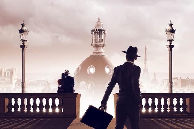 Paris je t'aime ©Ludovic Baron