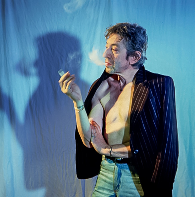 Serge Gainsbourg ©Jean-Luc Buro