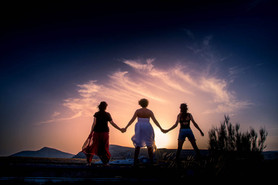 Trio Solaire ©Alison Gallego