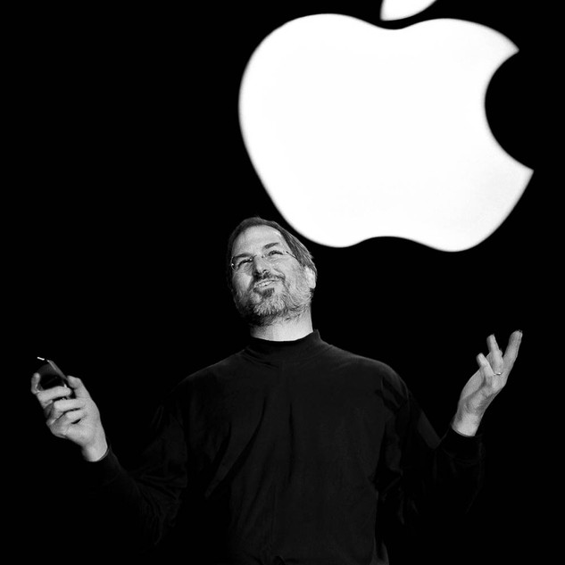 Steve Jobs ©William Stevens