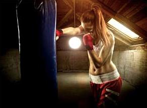 Les femmes et la boxe