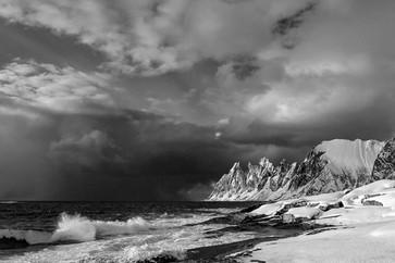 Paysage d'Arctique ©Jean Rambouil