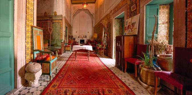 Dar Hayder - Salon - Tunis