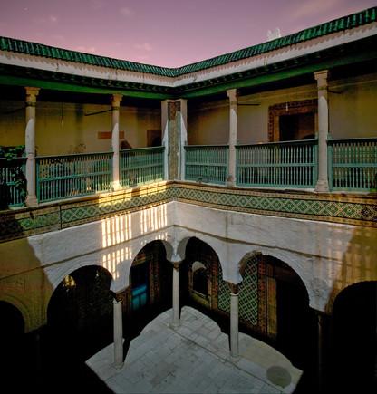 Dar Hayder - Sous la Lune - Tunis