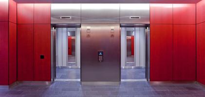 Mitsubishi Ascenseurs - Bâtiment Ovalie