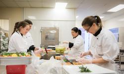 forks corks kitchen staff chef jodi herrling