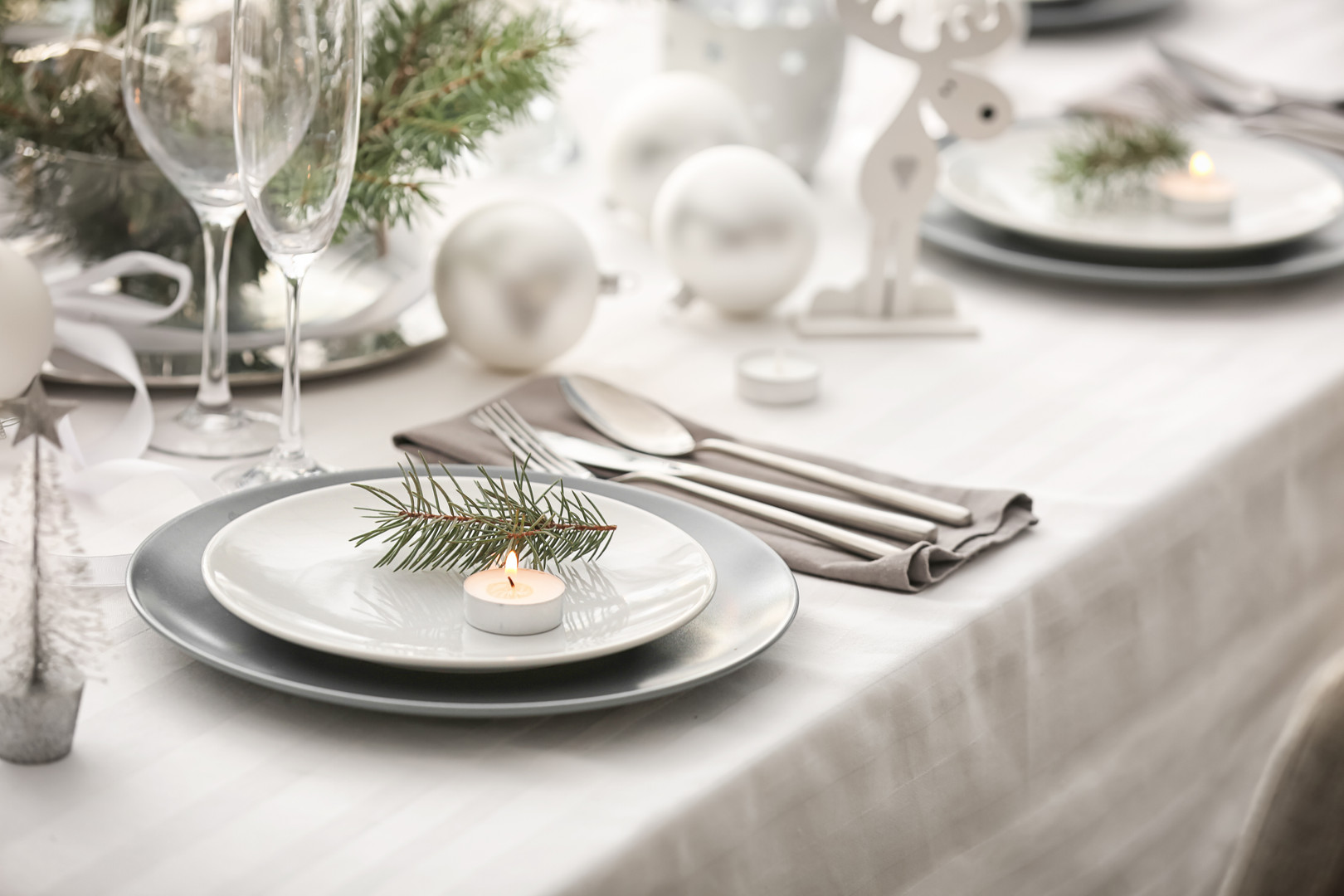 Table served for Christmas dinner.jpg
