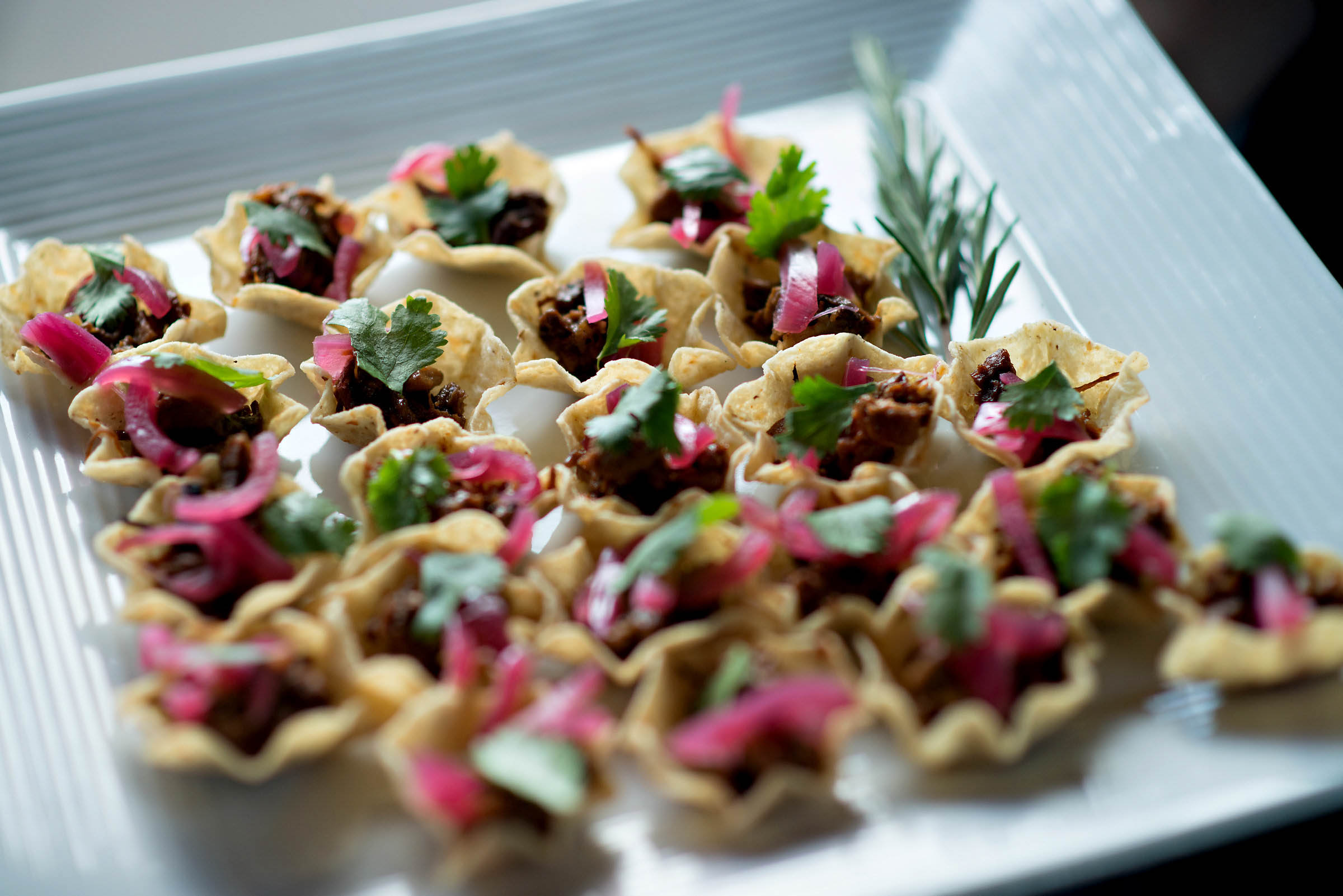 catering hors d' oeuvres monique marie