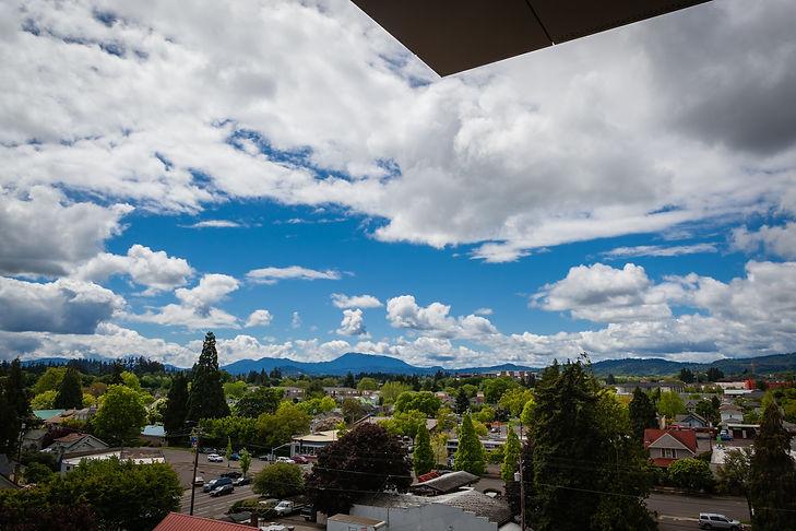 Vue Corvallis Event Venue Downtown Willamette Valley Coast Range View Outdoor