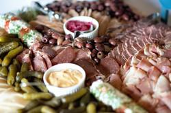 charcuterie platter catering monique mar