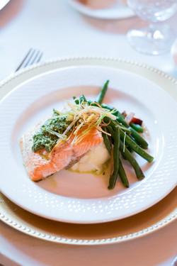 catering wedding joshua rainey