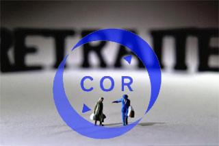 Le COR fredonne le chant du cygne... la réforme bat de l'aile.