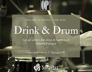 Drink & Drum Legnago
