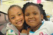 Smiling Autistic Children at Autism Charlotte camp
