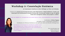Workshop de Constelação Sistêmica/Familiar