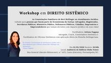 Workshop em Direito Sistêmico