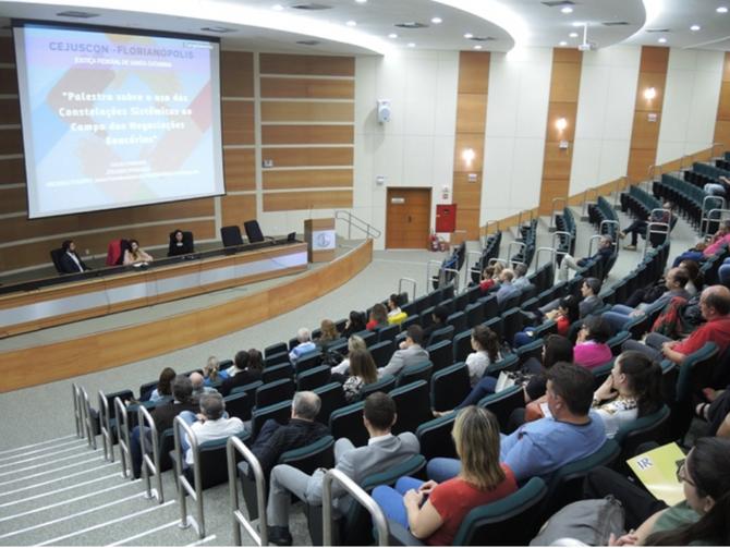 Cejuscon promove evento sobre aplicação do Direito Sistêmico no âmbito da Justiça Federal