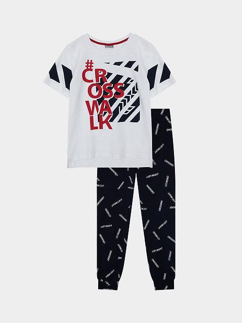 Пижама с брюками  Gulliver