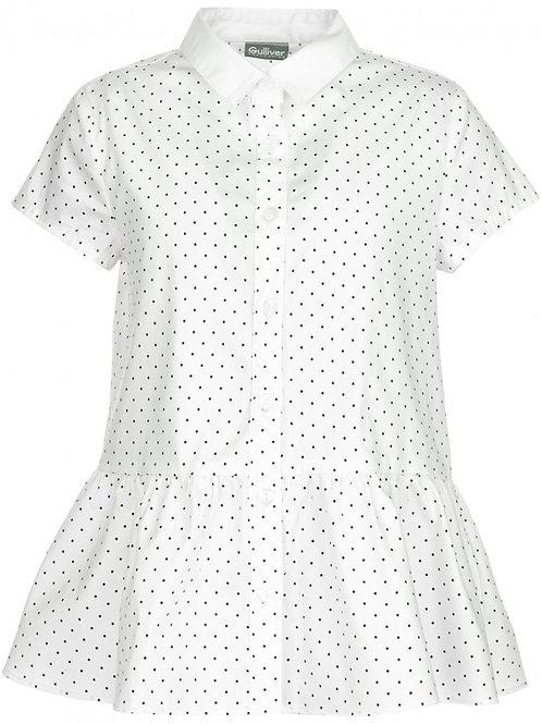 Блузка текстильная, 122 рост