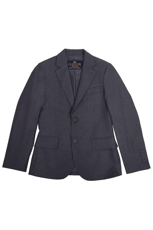 Пиджак серый, рост 170 см