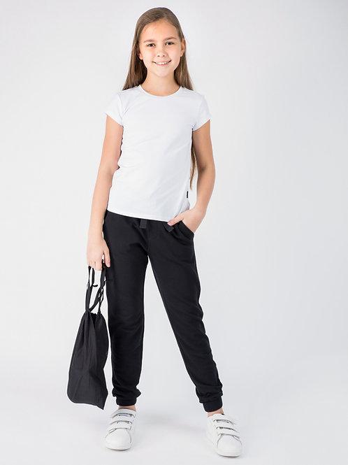 Комплект: футболка + брюки + мешок
