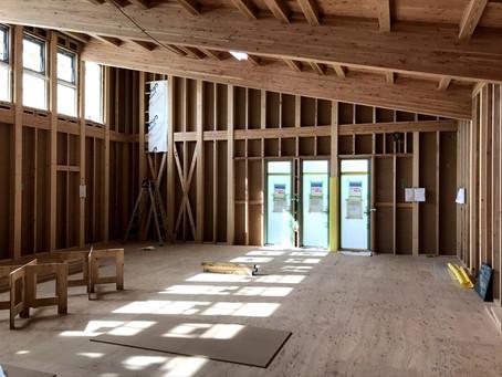 木造教会と若いチカラ