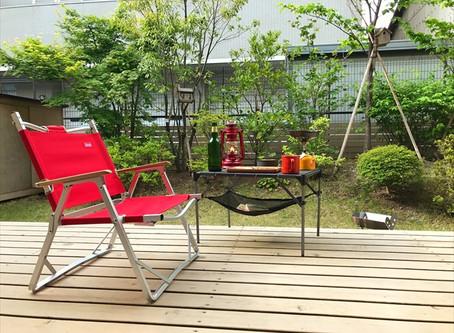 庭のある暮らし:庭ゴハン