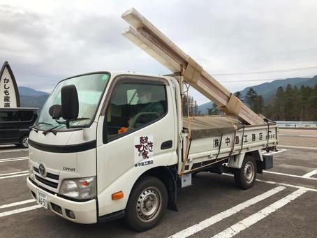 木材の産地直送