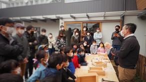 木の幼稚園:卒園の想い出ワークショップ