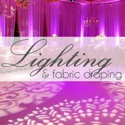 lighting/fabric/draping